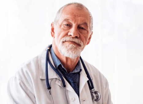 médico urólogo foto